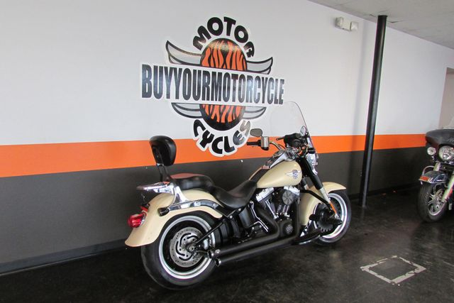 2014 Harley-Davidson Softail® Fat Boy® Lo Arlington, Texas 1