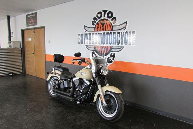 2014 Harley-Davidson Softail® Fat Boy® Lo Arlington, Texas 2
