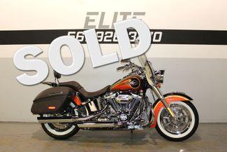 2014 Harley Davidson Screamin Eagle Deluxe CVO FLSTNSE Boynton Beach, FL