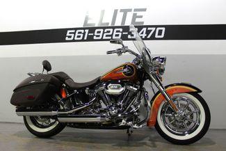 2014 Harley Davidson Screamin Eagle Deluxe CVO FLSTNSE Boynton Beach, FL 32