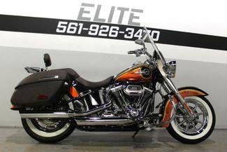 2014 Harley Davidson Screamin Eagle Deluxe CVO FLSTNSE Boynton Beach, FL 33