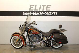 2014 Harley Davidson Screamin Eagle Deluxe CVO FLSTNSE Boynton Beach, FL 9
