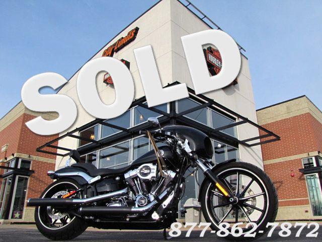 2014 Harley-Davidson SOFTAIL BREAKOUT FXSB BREAKOUT FXSB Chicago, Illinois