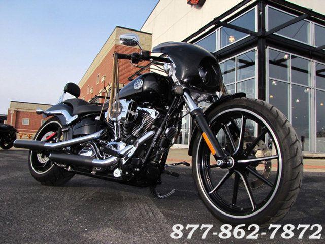 2014 Harley-Davidson SOFTAIL BREAKOUT FXSB BREAKOUT FXSB Chicago, Illinois 2
