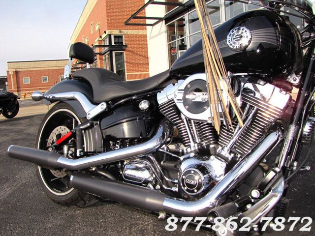 2014 Harley-Davidson SOFTAIL BREAKOUT FXSB BREAKOUT FXSB Chicago, Illinois 25