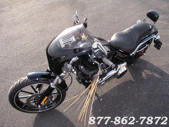 2014 Harley-Davidson SOFTAIL BREAKOUT FXSB BREAKOUT FXSB Chicago, Illinois 33
