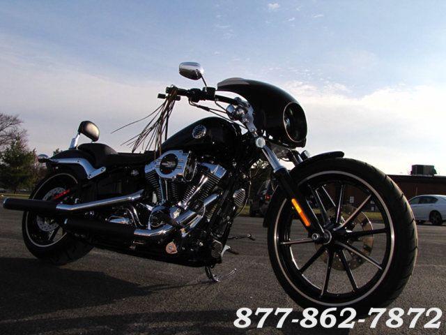 2014 Harley-Davidson SOFTAIL BREAKOUT FXSB BREAKOUT FXSB Chicago, Illinois 36