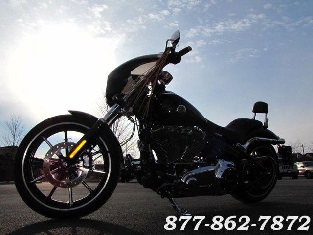 2014 Harley-Davidson SOFTAIL BREAKOUT FXSB BREAKOUT FXSB Chicago, Illinois 38