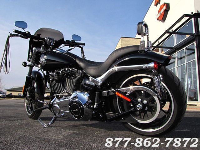 2014 Harley-Davidson SOFTAIL BREAKOUT FXSB BREAKOUT FXSB Chicago, Illinois 5