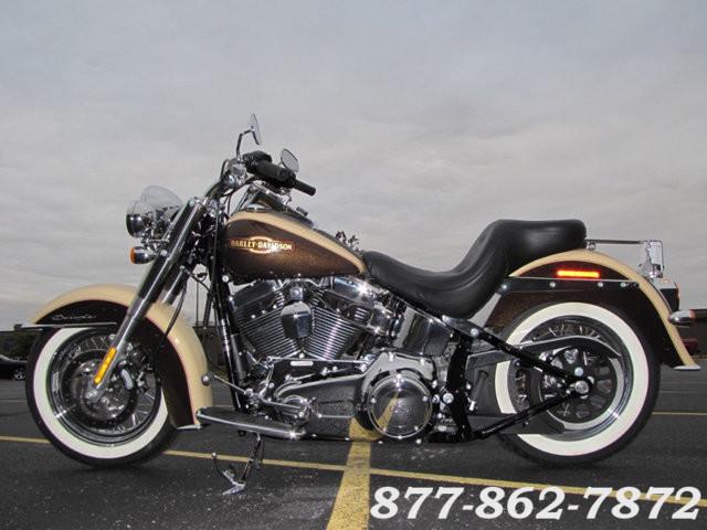 2014 Harley-Davidson SOFTAIL DELUXE FLSTN DELUXE FLSTN McHenry, Illinois 1