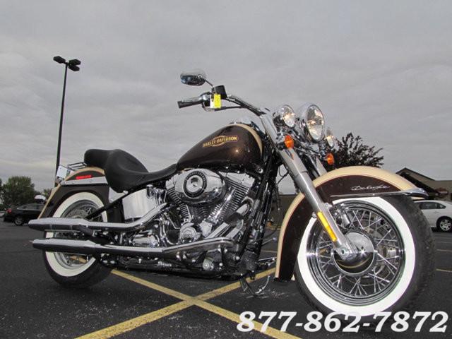 2014 Harley-Davidson SOFTAIL DELUXE FLSTN DELUXE FLSTN McHenry, Illinois 2