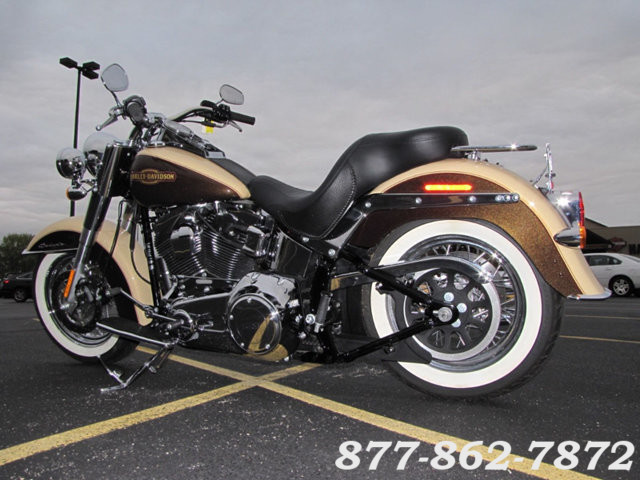 2014 Harley-Davidson SOFTAIL DELUXE FLSTN DELUXE FLSTN McHenry, Illinois 38