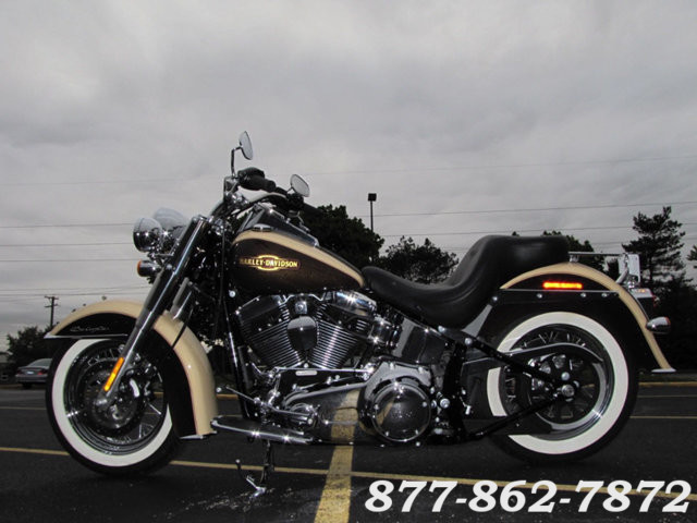 2014 Harley-Davidson SOFTAIL DELUXE FLSTN DELUXE FLSTN McHenry, Illinois 41