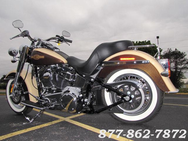 2014 Harley-Davidson SOFTAIL DELUXE FLSTN DELUXE FLSTN McHenry, Illinois 5