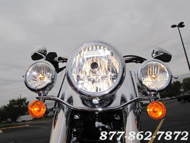 2014 Harley-Davidson SOFTAIL DELUXE FLSTN DELUXE FLSTN McHenry, Illinois 8