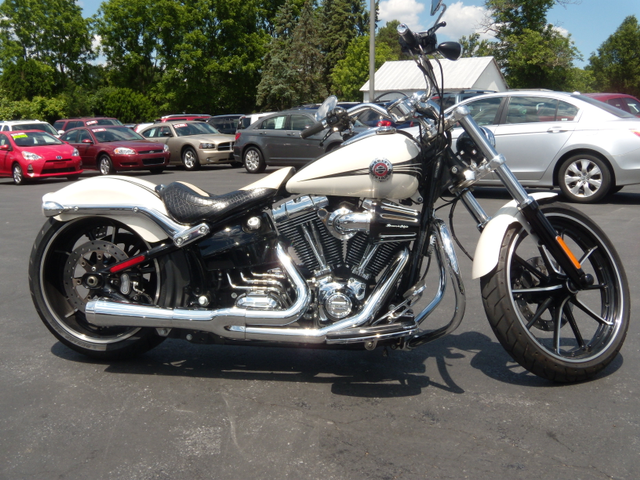 2014 Harley-Davidson Softail® Breakout® Ephrata, PA 1