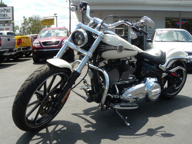 2014 Harley-Davidson Softail® Breakout® Ephrata, PA 8