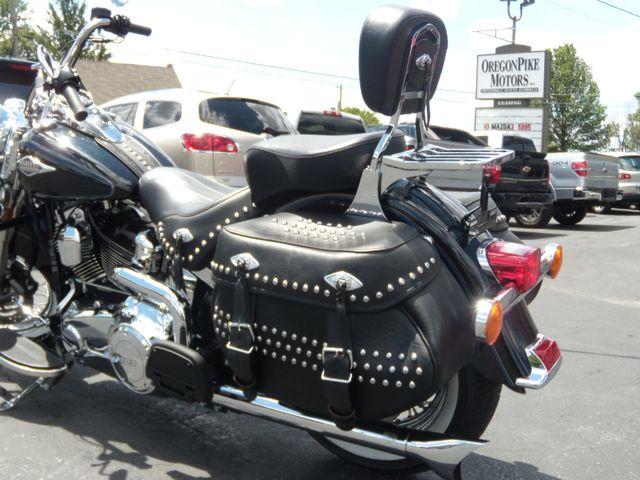 2014 Harley-Davidson Softail® Heritage Softail® Classic Ephrata, PA 5