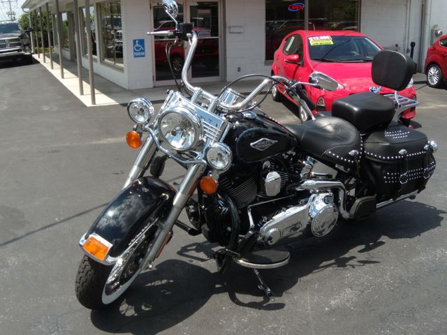 2014 Harley-Davidson Softail® Heritage Softail® Classic Ephrata, PA 7