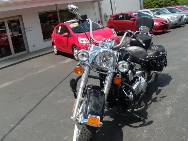 2014 Harley-Davidson Softail® Heritage Softail® Classic Ephrata, PA 8