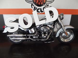 2014 Harley Davidson SOFTAIL FAT BOY-103 FLSTF Arlington, Texas