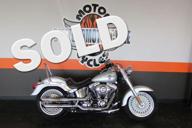 2014 Harley Davidson SOFTAIL FAT BOY-103 FLSTF Arlington, Texas 0