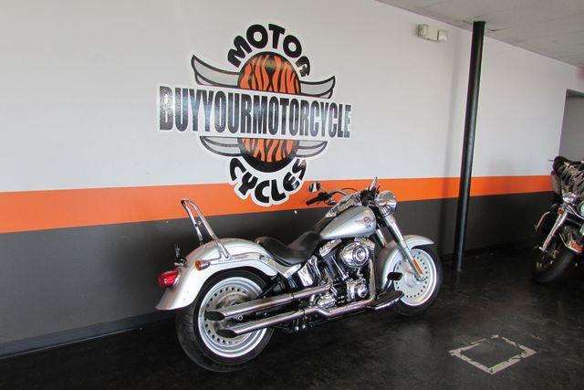 2014 Harley Davidson SOFTAIL FAT BOY-103 FLSTF Arlington, Texas 1
