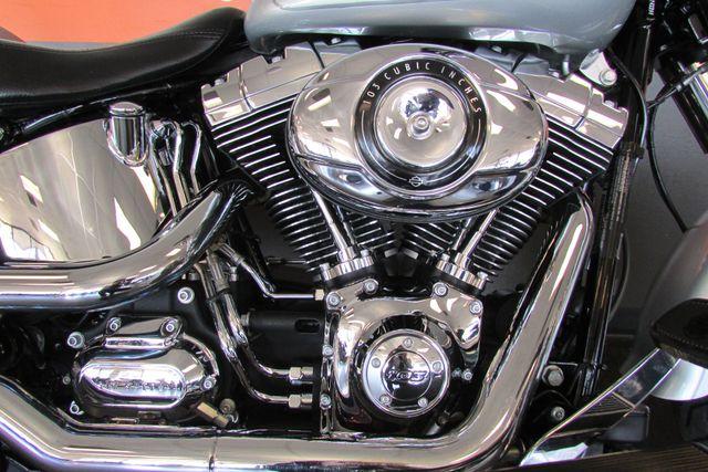 2014 Harley Davidson SOFTAIL FAT BOY-103 FLSTF Arlington, Texas 15
