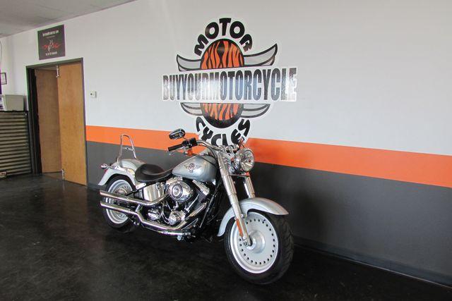 2014 Harley Davidson SOFTAIL FAT BOY-103 FLSTF Arlington, Texas 2
