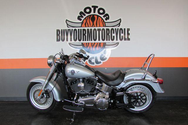 2014 Harley Davidson SOFTAIL FAT BOY-103 FLSTF Arlington, Texas 25