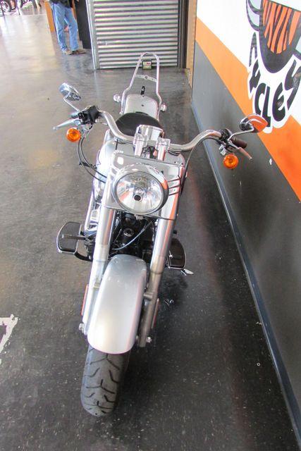 2014 Harley Davidson SOFTAIL FAT BOY-103 FLSTF Arlington, Texas 5
