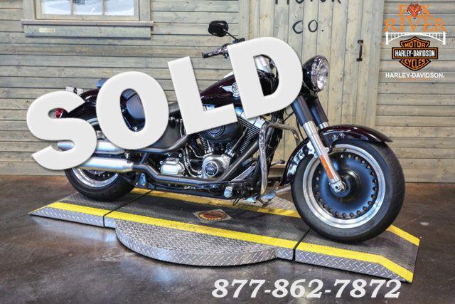 2014 Harley-Davidson SOFTAIL FAT BOY LO FLSTFB FLSTFB McHenry, Illinois 0