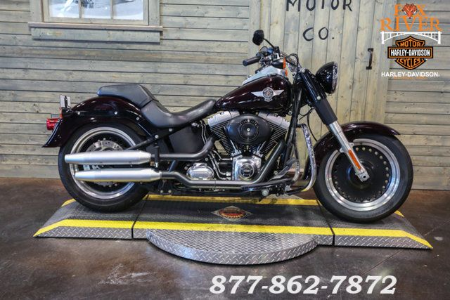 2014 Harley-Davidson SOFTAIL FAT BOY LO FLSTFB FLSTFB McHenry, Illinois 1
