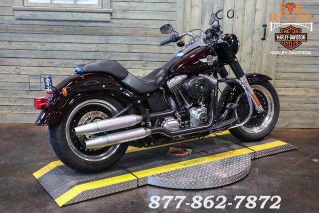 2014 Harley-Davidson SOFTAIL FAT BOY LO FLSTFB FLSTFB McHenry, Illinois 2