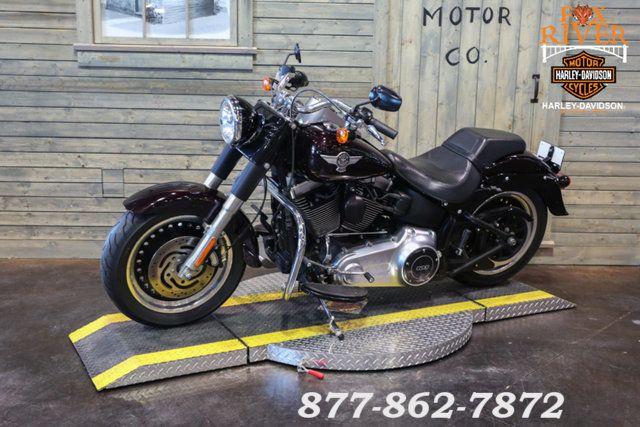 2014 Harley-Davidson SOFTAIL FAT BOY LO FLSTFB FLSTFB McHenry, Illinois 3