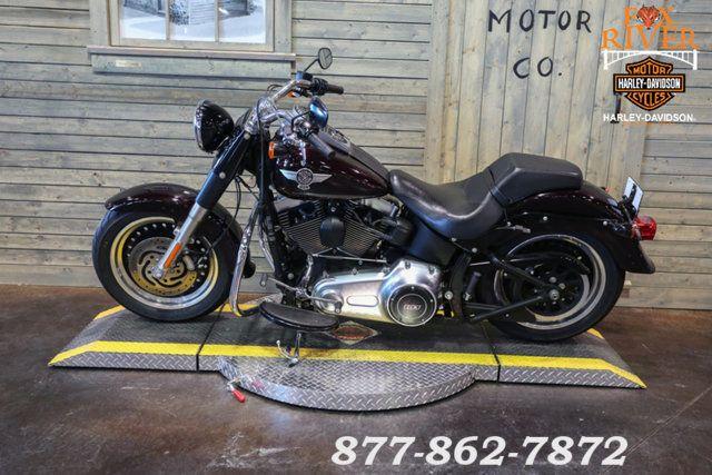 2014 Harley-Davidson SOFTAIL FAT BOY LO FLSTFB FLSTFB McHenry, Illinois 4