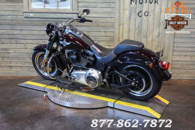 2014 Harley-Davidson SOFTAIL FAT BOY LO FLSTFB FLSTFB McHenry, Illinois 5