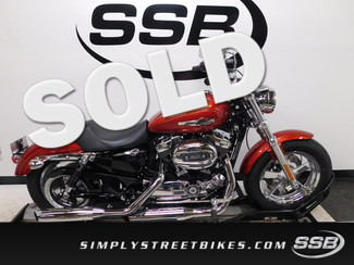 2014 Harley-Davidson Sportster 1200 Custom XL1200C in Eden Prairie