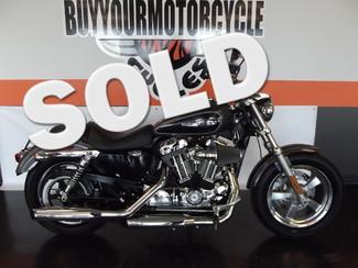 2014 Harley Davidson SPORTSTER XL1200C Arlington, Texas