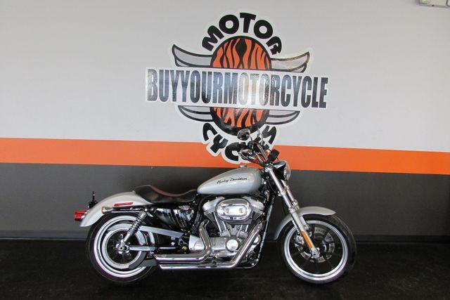 2014 Harley-Davidson Sportster® SuperLow® Arlington, Texas 0