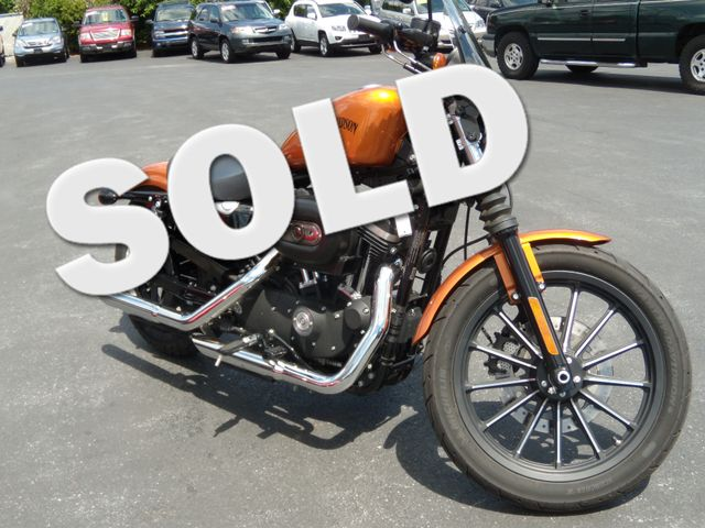 2014 Harley-Davidson Sportster® Iron 883™ Ephrata, PA 0