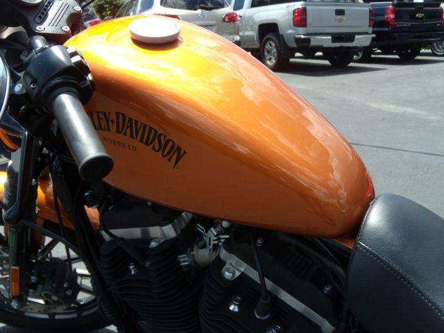 2014 Harley-Davidson Sportster® Iron 883™ Ephrata, PA 11