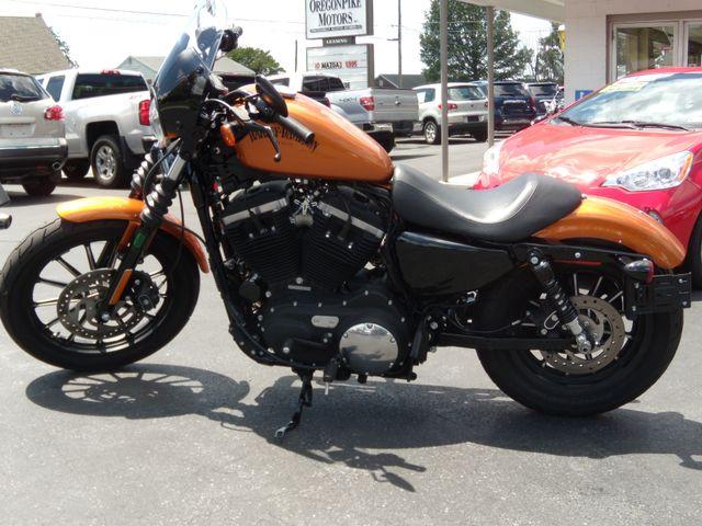 2014 Harley-Davidson Sportster® Iron 883™ Ephrata, PA 5