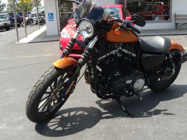 2014 Harley-Davidson Sportster® Iron 883™ Ephrata, PA 6
