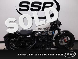 2014 Harley-Davidson Sportster Forty Eight XL1200X in Eden Prairie