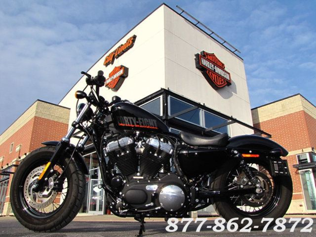 2014 Harley-Davidson SPORTSTER FORTY-EIGHT XL1200X FORTY-EIGHT XL1200X McHenry, Illinois 1