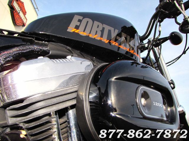 2014 Harley-Davidson SPORTSTER FORTY-EIGHT XL1200X FORTY-EIGHT XL1200X McHenry, Illinois 25