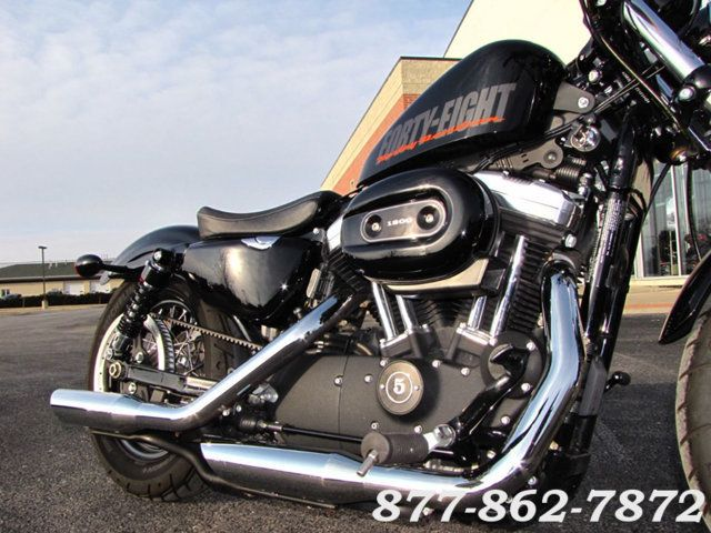 2014 Harley-Davidson SPORTSTER FORTY-EIGHT XL1200X FORTY-EIGHT XL1200X McHenry, Illinois 26