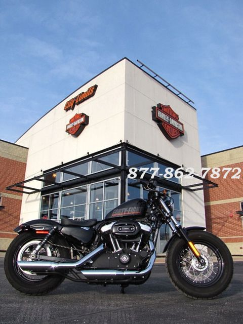 2014 Harley-Davidson SPORTSTER FORTY-EIGHT XL1200X FORTY-EIGHT XL1200X McHenry, Illinois 28