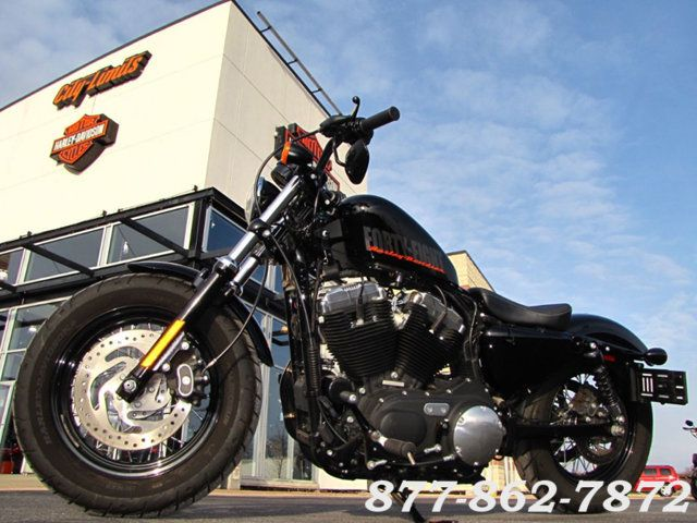 2014 Harley-Davidson SPORTSTER FORTY-EIGHT XL1200X FORTY-EIGHT XL1200X McHenry, Illinois 4